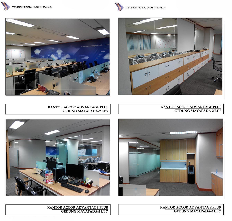 kontraktor interior office